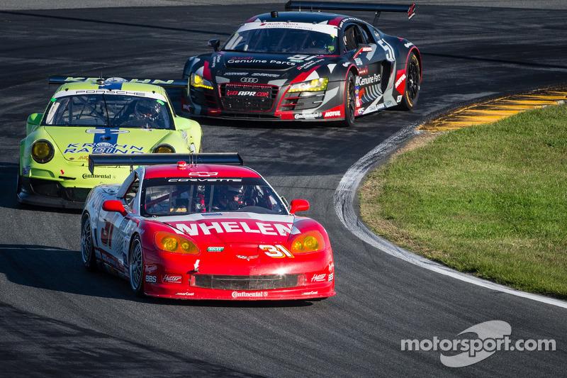 #31 Marsh Racing Corvette: Eric Curran, Boris Said, Lawson Aschenbach, Brandon Davis