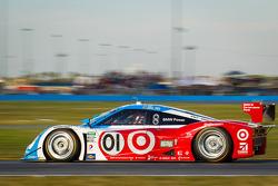 #01 Chip Ganassi Racing with Felix Sabates, BMW Riley: Charlie Kimball, Juan Pablo Montoya, Scott Pruett, Memo Rojas, Scott Dixon
