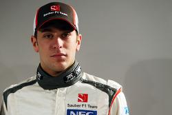 Робин Фрейнс. Презентация Sauber F1 Team C32, Презентация.