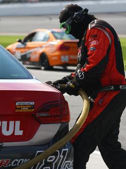 #181 APR Motorsport Volkswagen Jetta