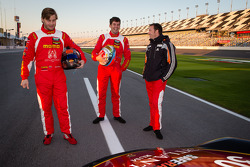#30 MOMO/NGT Motorsport Porsche GT3: Henrique Cisneros, Sean Edwards, Patrick Pilet