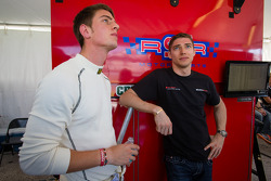 Dion von Moltke and Edoardo Mortara