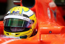 Luiz Razia, Marussia F1 Team MR02