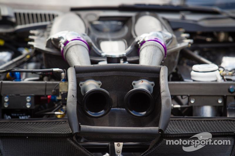 #91 SRT Motorsports SRT Viper GTS-R motor