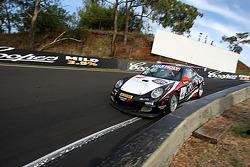 #4 Grove Group Porsche 997 GT3 Cup: Stephen Grove, Max Twigg, Daniel Gaunt