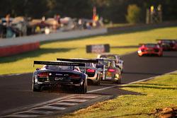 #23 United Autosports Audi R8 LMS Ultra: Mark Patterson, Alain Li, Brendon Hartley