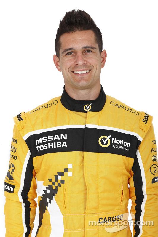 Michael Caruso, Team Norton