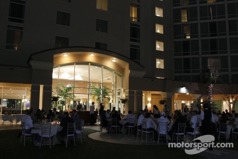 BMW Dinner in Orlando