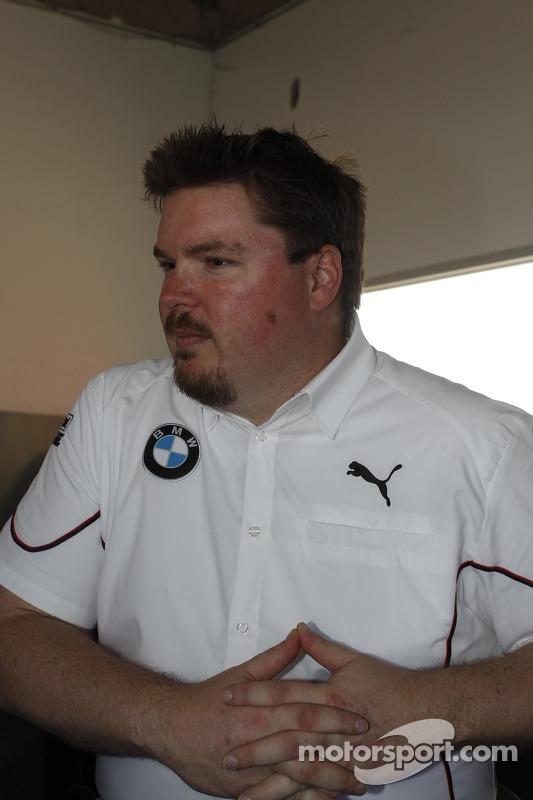 Gordon McDonnel, BMW Motorsport América do Norte