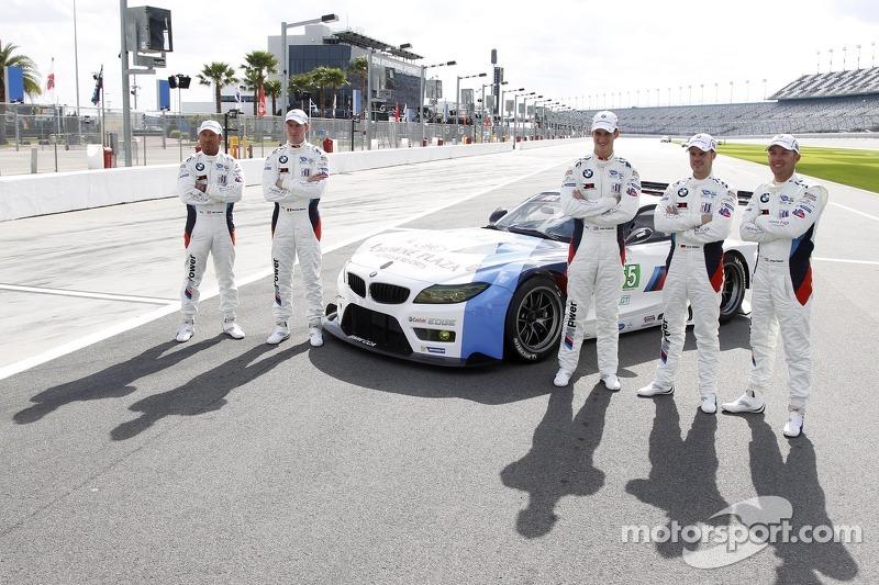 Bill Auberlen, Maxime Martin, John Edwards, Dirk Müller, Joey Hand