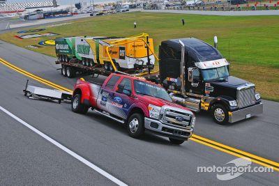 NASCAR onthult Air Titan technologie