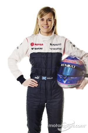 Susie Wolff, Williams F1 Development Driver