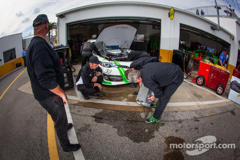 Teamleden van Mike Bliss, Toyota