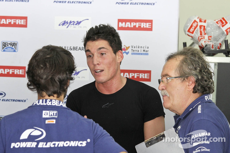 Aleix Espargaro, Power Electronics Aspar