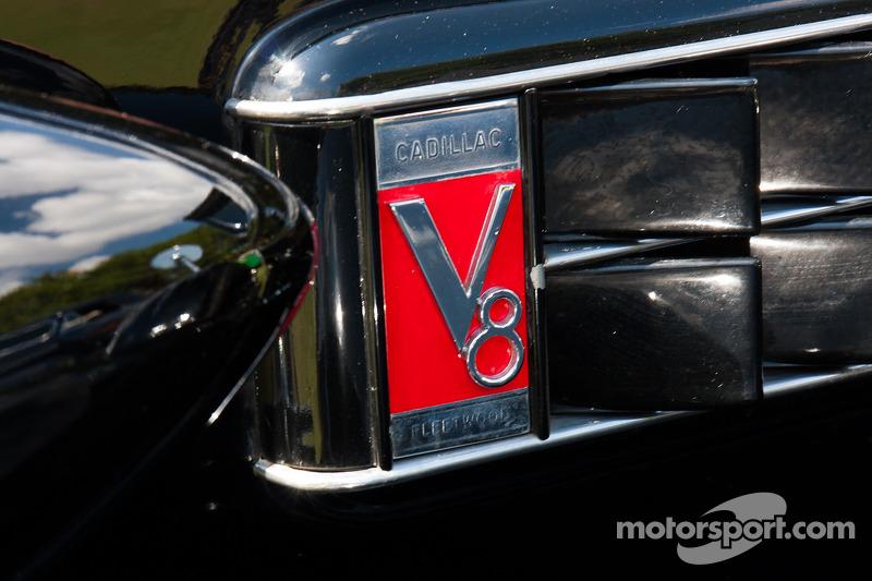 1936 Fleetwood Cadillac Convertible Sedan