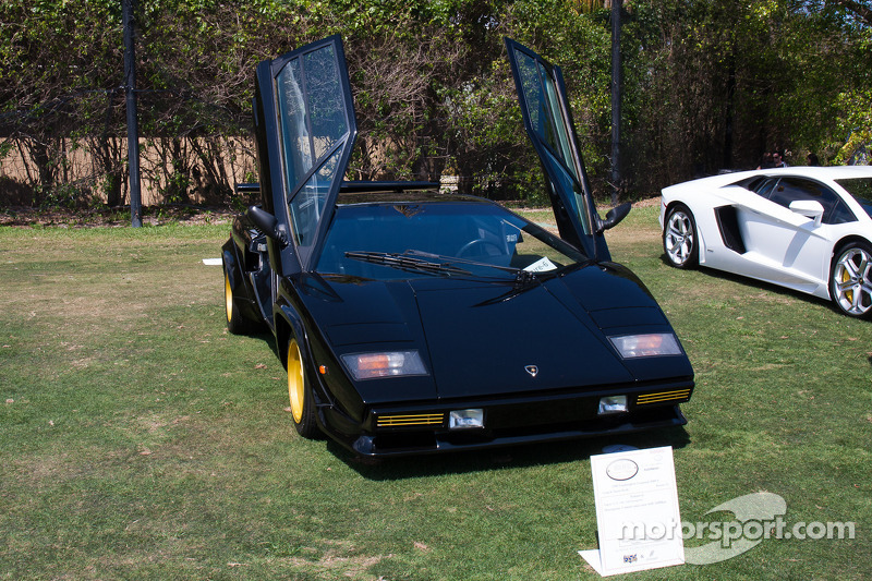 1985 Lamborghini Countach 5000 S