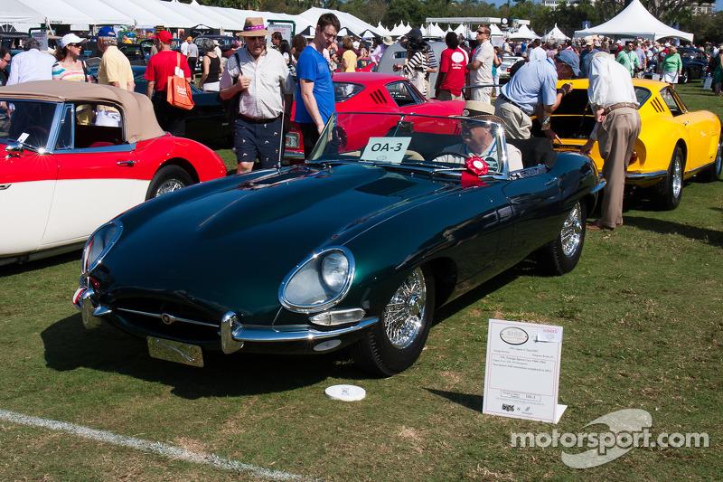 1961 Jaguar E Type/XKE