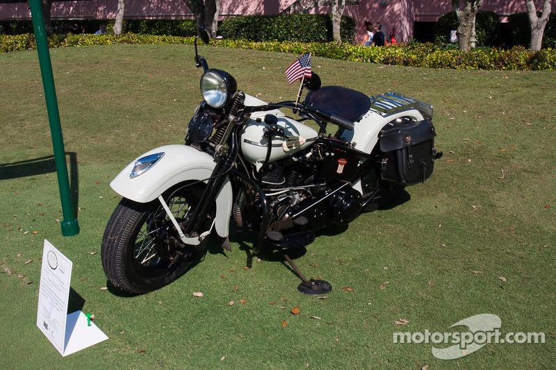 1945 Harley Davidson EL-60 Kucklehead