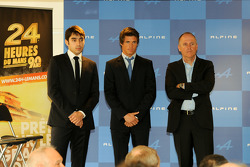 Philippe Signault, Pierre Ragues and Nelson Panciatici