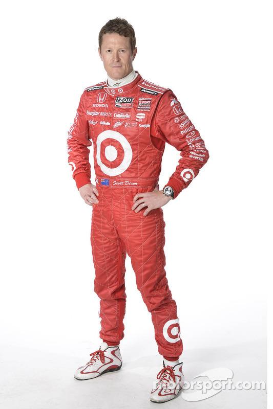 Scott Dixon, Chip Ganassi Racing