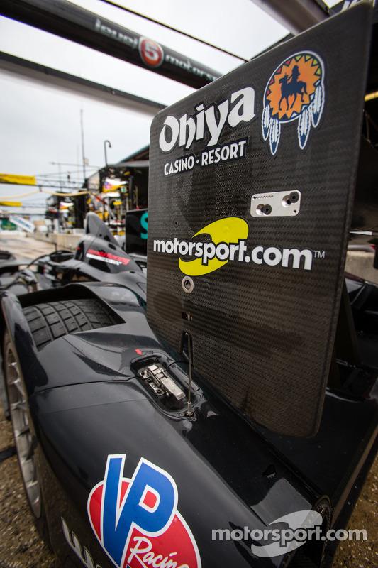 Motorsport.com logo no #055 Level 5 Motorsports HPD ARX-03b HPD