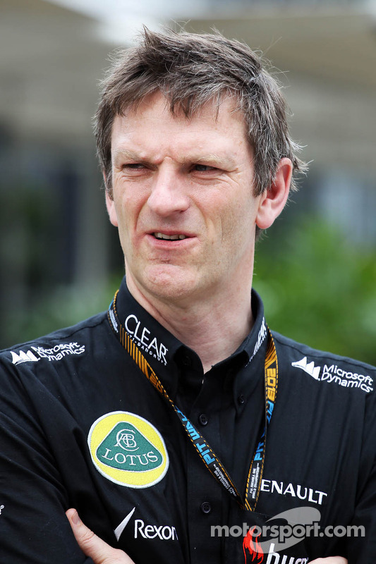 James Allison, Diretor Técnico da Lotus