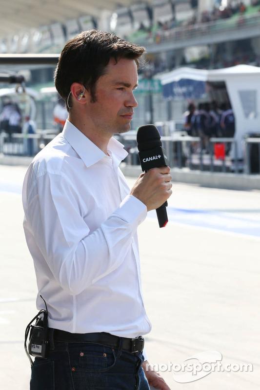 Canal+; apresentador de TV