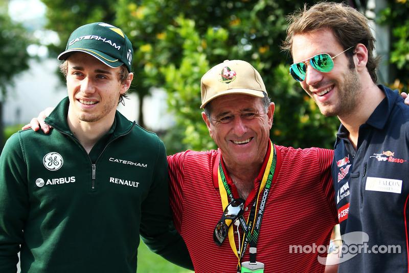Charles Pic, Caterham en Jean-Eric Vergne, Scuderia Toro Rosso