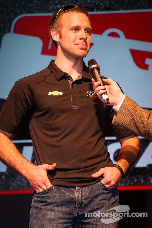 Apresentação de pilotos: Ed Carpenter, Ed Carpenter Racing Chevrolet