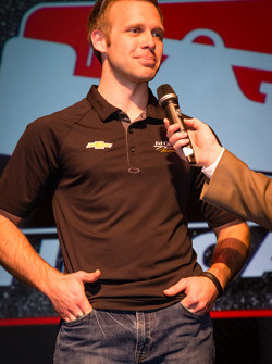 Drivers presentation: Ed Carpenter, Ed Carpenter Racing Chevrolet
