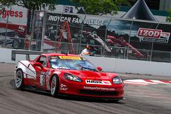 Mike Skeen, CRP Racing/Hawk Performance/Chevrolet Corvette