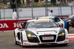 Jeff Courtney, Audi R8
