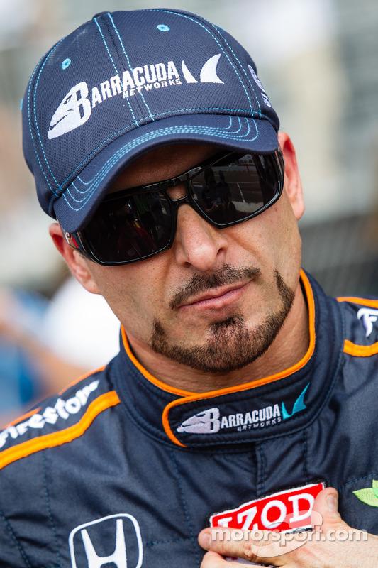 Alex Tagliani, Bryan Herta Autosport com Curb-Agajanian Honda