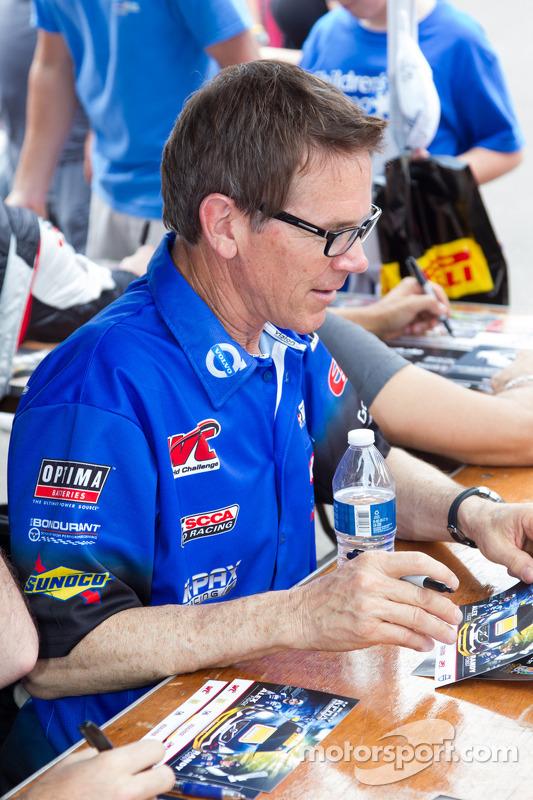 Randy Pobst, K-PAX Racing/Volvo S60