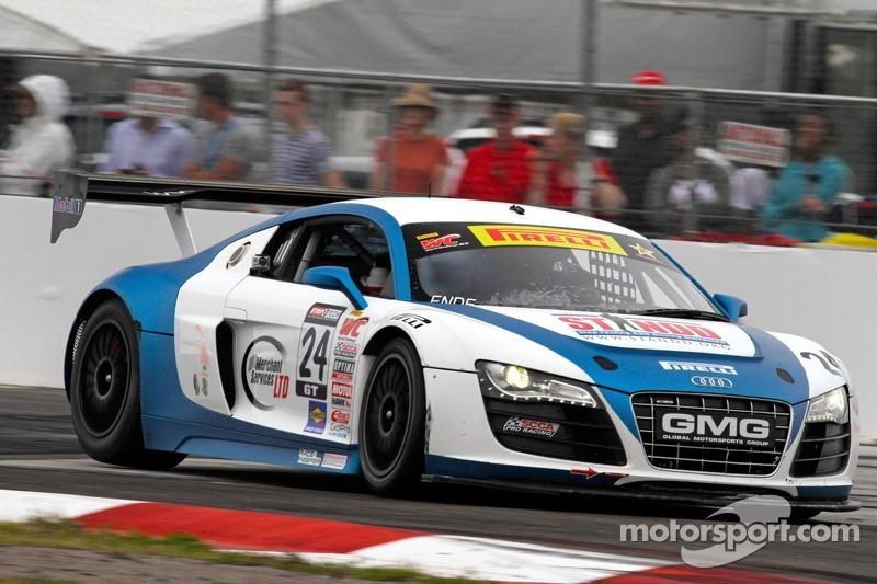 Duncan Ende, Global Motorsports Group/STANDD.org/Merchant Services Audi R8