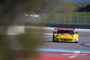 #50 Larbre Competition Chevrolet Corvette C6-ZR1