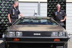В Dick Johnson Racing оголосили про відновлення виробництва DeLorean з трилогії