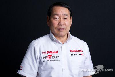 Презентация Nissan в серии Super GT