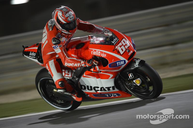 2013: MotoGP – Ducati Team, Ducati Desmosedici GP13
