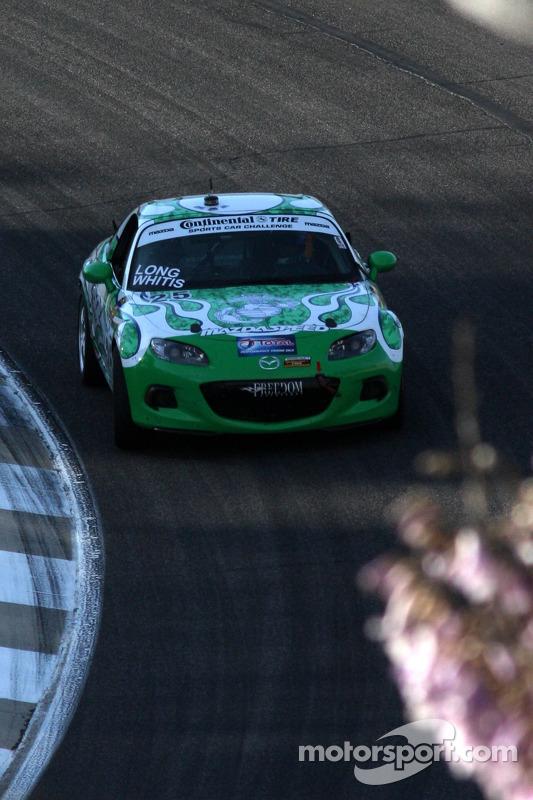 ST vencedores:  #25, Freedom AutoSport, Tom Long, Derek Whitis