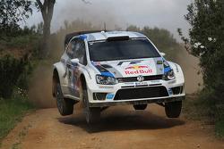 Sebastien Ogier, Julien Ingrassia, Volkswagen Polo WRC, Volkswagen Motorsport