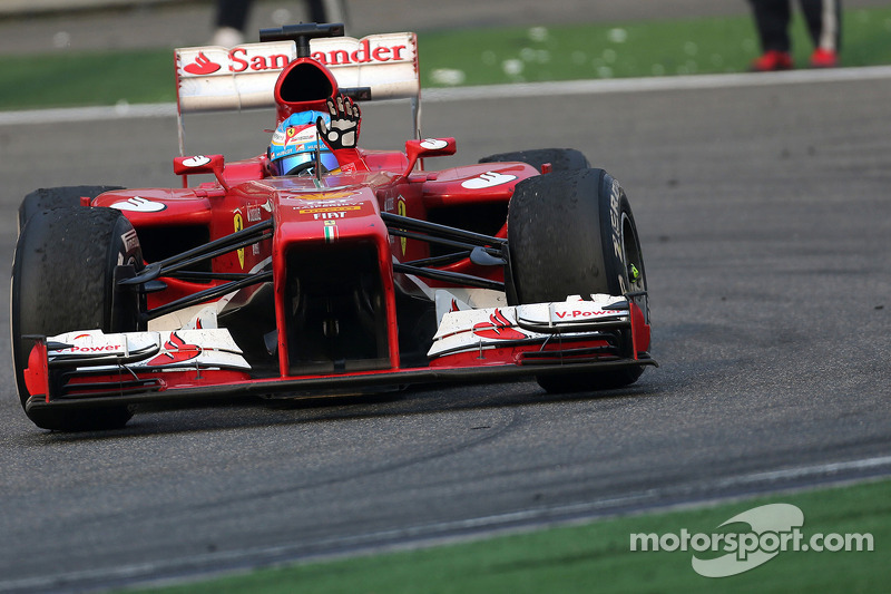 Fernando Alonso: 283 Rennen