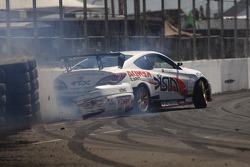 Dennis Mertzanis Hyundai crash