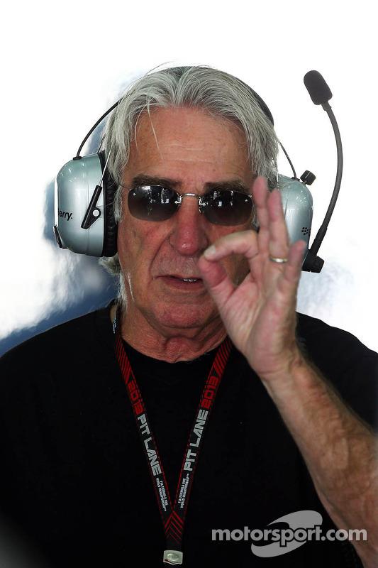 Tom Shine, Manager