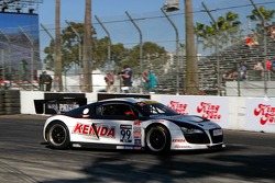 Jeff Courtney, JCR Motorsports  Audi R 8 LMS