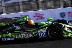 #02 Extreme Speed MotorsportsHPD ARX/03b: Ed Brown, Johannes van Overbeek