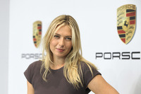Марія Шарапова, посол бренду Porsche