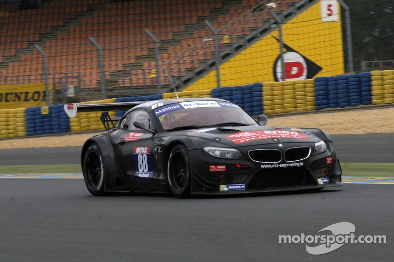 #88 Justracing China BMW Z4: Li Xuefeng, Dawei Zhu