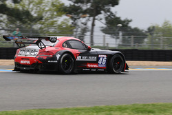 #46 TDS Racing BMW Z4: Pierre Thiriet, Jonathan Hirschi