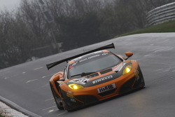 Rudi Adams, Peter Kox, Dörr Motorsport, McLaren MP4-12C GT3